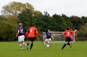 HWFC v Arsenal - 14