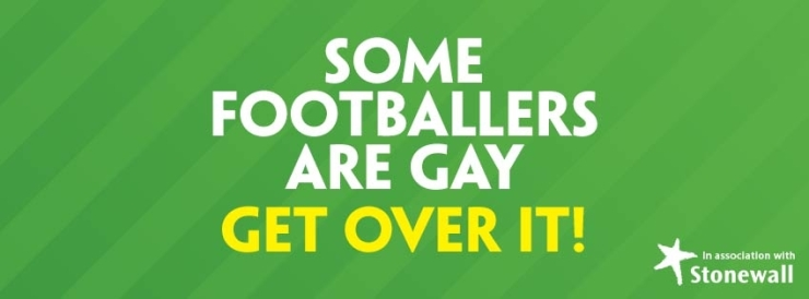 Hackney support Stonewall's #RBGF campaign