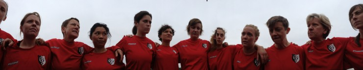 Hackney WFC Firsts vs Northwood Ladies FC
