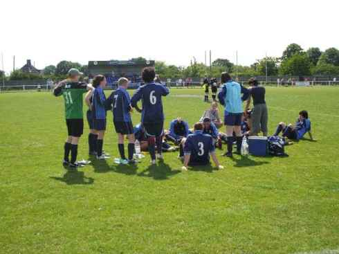 Sunday 31st May 2009 @ Bedfont FC, Heathrow