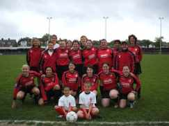 Sue Sharples Memorial Trophy 2007