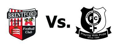 Brentford WFC vs Hackney WFC Firsts