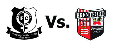 Hackney WFC Firsts vs Brentford WFC