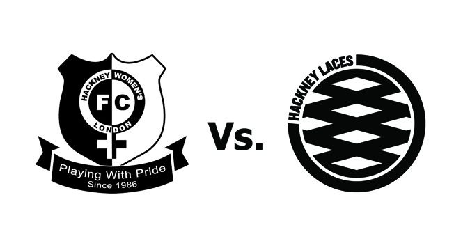 Hackney WFC Reserves vs Hackney Laces