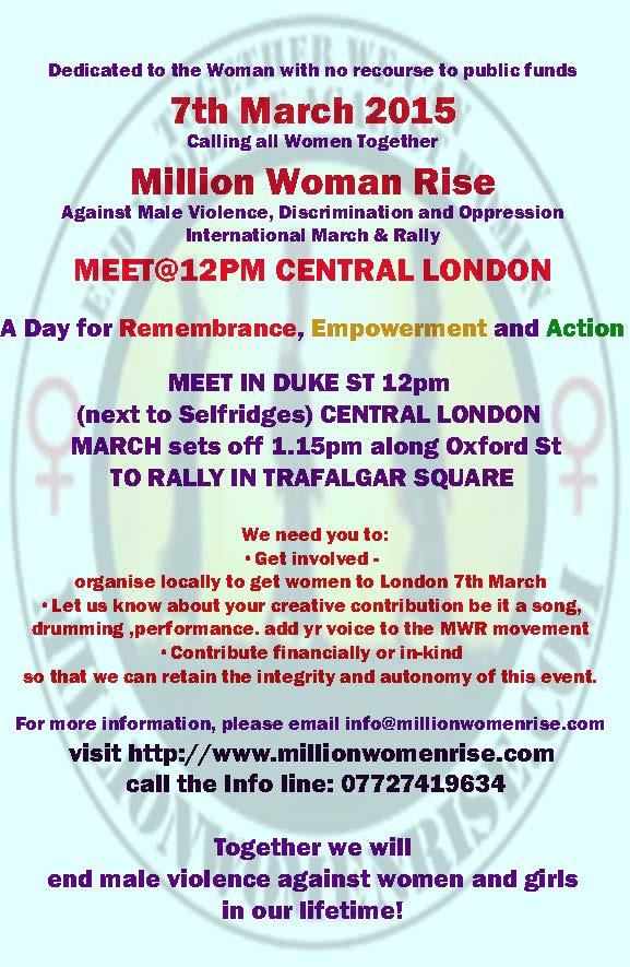 Million Woman Rise